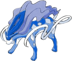 245 Suicune AG Shiny