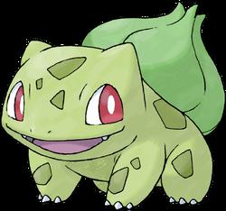 001 Bulbasaur Shiny