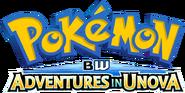 BW Adventures in Unova Logo