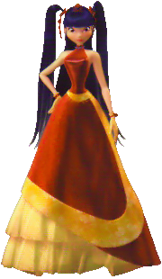 Musa Sparks Gown