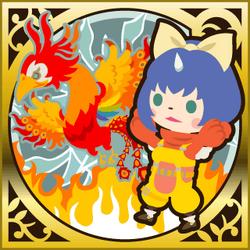 Eiko Carol Rebirth Flame SR+ L