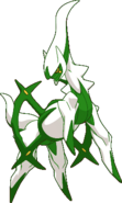 Arceus Meadow XY2