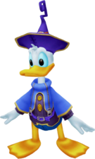 Donald (Wizard outfit) KH