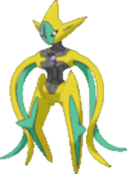 386 Deoxys Attack DC PCrystal Shiny