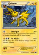 Jolteon DE37