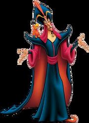 Jafar Shrugging