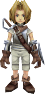 Zidane Tribal Knights of Pluto FFIX