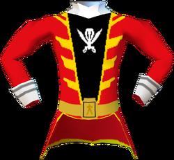 Gokai Red Top