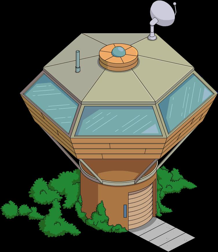 maison du futur wiki les simpson springfield fandom. Black Bedroom Furniture Sets. Home Design Ideas