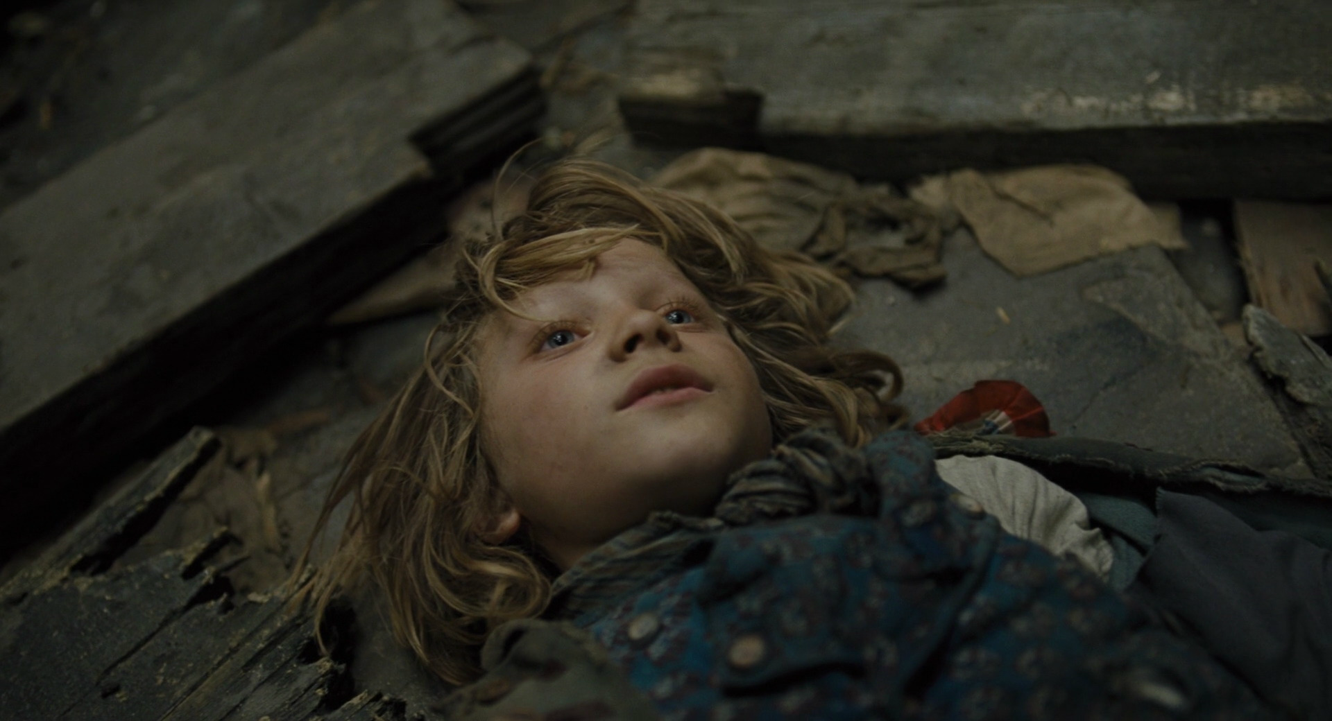 the second attack death of gavroche les mis233rables