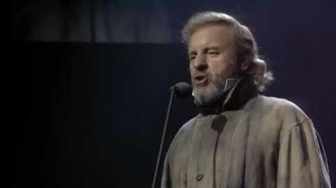 """Colm Wilkinson """"Soliloquy ( What have i done)"""" Les Miserables 10th anniversary edition"""