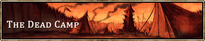 Location banner The Dead Camp