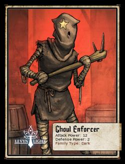Ghoul Enforcer