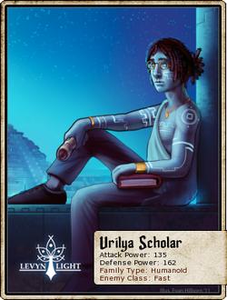 Vrilya Scholar