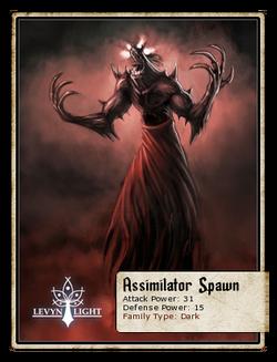 Assimilator Spawn