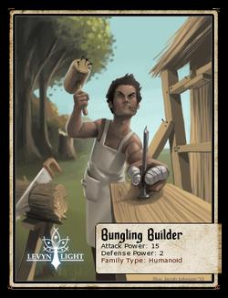 Bungling Builder