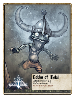 Goblin of Metal