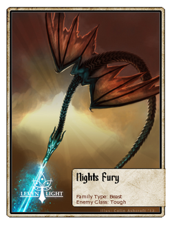 Nights Fury