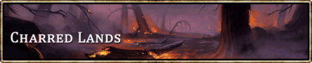 Location banner Charred Lands