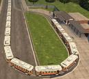 Добавление вагонов трамваю