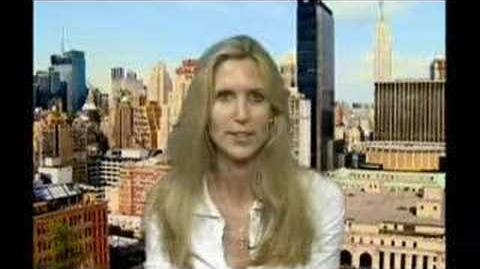 Ann Coulter on UK BBC Newsnight interview with Jeremy Paxman