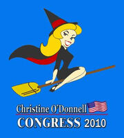 O'Donnell Bewitches GOP