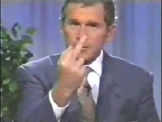 File:Bush middle finger.jpg