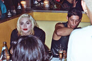 Madonna and Tony Ward