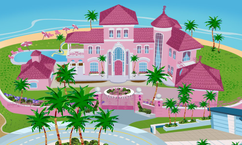 Locations Barbie Life In The Dreamhouse Wiki Fandom Powered By Wikia