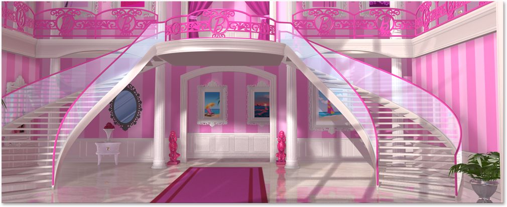 Barbie Design My Dream House