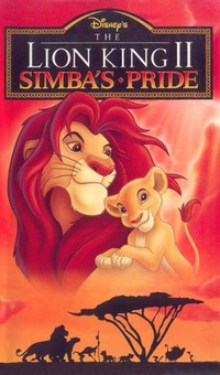 The Lion King 2 Poster