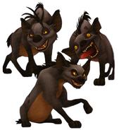 Hyenaskingdomhearts