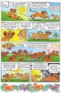 Simba Learns a Lesson 2