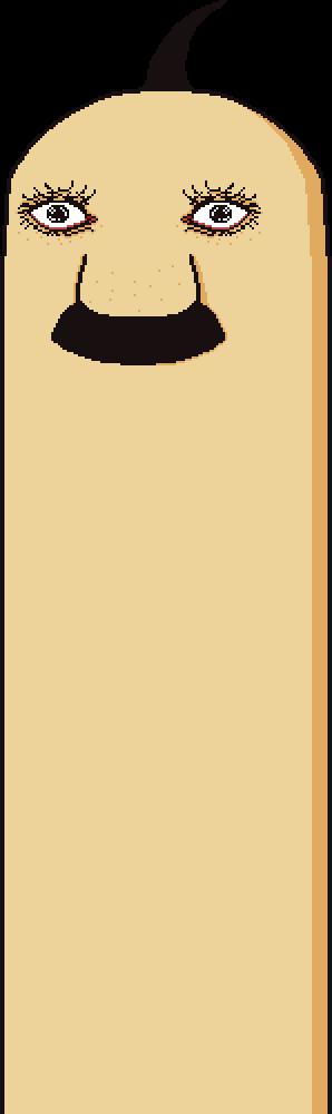 Tall Stickygod