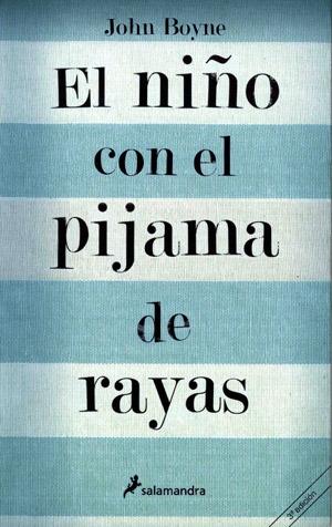 El niño con el pijama de rayas Book Cover