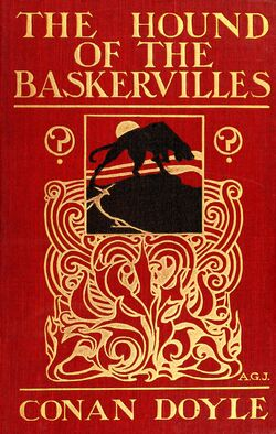1902HoundBaskervillesCover