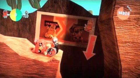 LittleBigPlanet - Wrestler's Drag