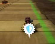 Shield Icon LittleBigPlanet Karting Weaponator