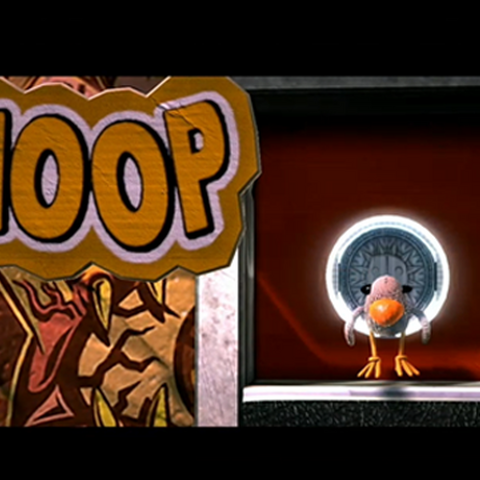 Swoop's introduction in gameplay.