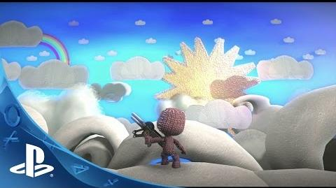 LittleBigPlanet™ 3 - Shooter Trailer PS4