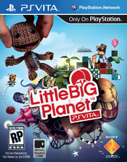 LittleBigPlanet Vita Box-Art