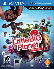 LittleBigPlanet Vita Box-Art
