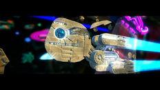 LBP2 spaceship
