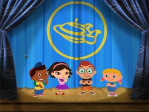 Curtain Call Little Einsteins Wiki Fandom Powered By Wikia
