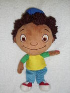 Quincy Plush Doll 2006