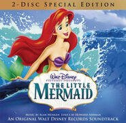 The Little Mermaid soundtrack 2006 Cover