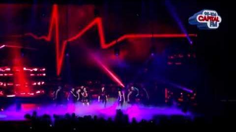 Little Mix - DNA - Capital FM Jingle Bell Ball