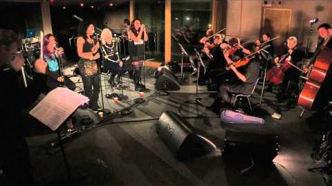 Little Mix - I Will Wait (Live Lounge Cover)