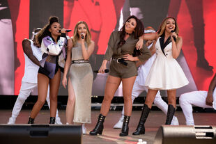Little mix hot 100 fest