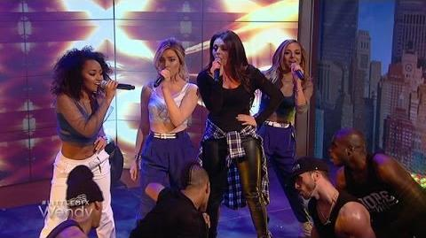 "Little Mix Perform ""Move"" on The Wendy Williams Show"